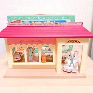 Sylvanian Families FOREST CAKE SHOP Calico Critters MI-27 Japan
