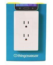 thingCHARGER Plug Plus Mini USB Android Universal & Both Apple Lightning Charger
