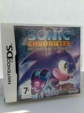 Sonic Chronicles The Dark Brotherhood Nintendo DS Game