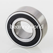 5308 2RS Double Row Sealed Angular Contact Bearing 40 x 90 x 36.5mm
