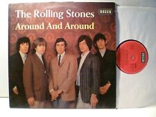 LP,  The Rolling Stones, Around And Around, Decca Germany 70´s