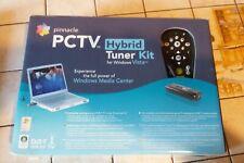 Carte tuner Pinnacle PCTV Hybrid tuner kit avec télécommande