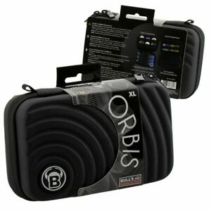 BULL'S ORBIS XL Dartcase schwarz