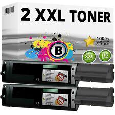 2x XXL Toner Patronen kompatibel Epson Aculaser C1100N CX11N CX11NF CX11NFC SET
