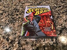 Man With The Screaming Brain New Sealed DVD! Mad Scientist Horror! Evil Dead