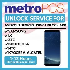 Metro PCs device unlock app LG Aristo ms210 Aristo 2 x210m k20 mp260 Leon ms345