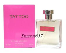 Michel Germain TATTOO Womens Eau De Parfum Spray - 3.4 fl oz / 100 ml - NIB
