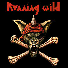 Running wild Adrian patch/écusson 601808 #