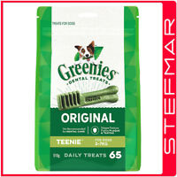 Greenies for Dogs Teenie Original 510g 65pack