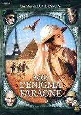 Dvd Adele e L'enigma del Faraone (2010) ** Contenuti Extra **.....NUOVO