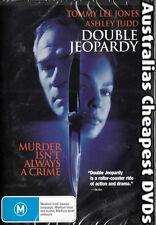 Double Jeopardy DVD NEW, FREE POSTAGE WITHIN AUSTRALIA REGION 4