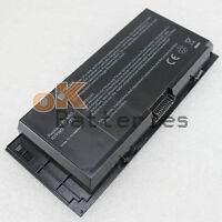 New 9Cell 7800MAH Dell Battery for Dell Precision M4600 M4800 M6600 M6800 FV993