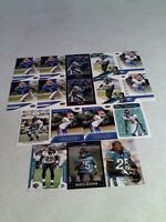 *****Reggie Nelson*****  Lot of 17 cards.....10 DIFFERENT / Football