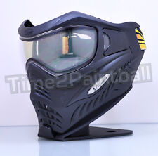 V-Force Grill Thermal Paintball Airsoft Goggle - Shadow (Black) Mask