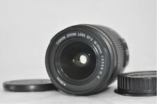 Excellent+ Canon EF-S 18-55mm f3.5-5.6 II IS Lens Free Shipping from Japan##