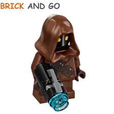 LEGO Minifig Figurine Star Wars SW896 Jawa + Blaster NEUF NEW