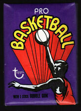 1972 Topps basketball Wax Pack