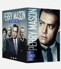 Perry Mason: The Complete Series (DVD, 2016)  **US SELLER**