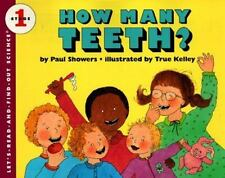 How Many Teeth? (Let's-Read-and-Find-Out Science 1) by Showers, Paul