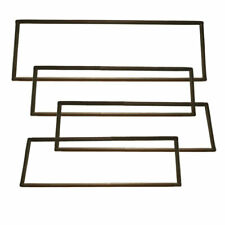 Ford Bronco OE Quality Glass Seal Kit - Slotted For Chrome Trim *FREE SHIPPING*