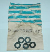 """GM 581112 GROMMET 5 PIECE 11/16"""" ID 1 3/16"""" OD NOS NEW VALVE COVER OR FIREWALL ?"""