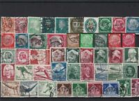 germany weimar and third reich period stamps ref 16111