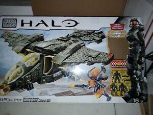 Halo Mega Bloks Pelican Gunship (New) 1161