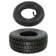 Petrol Gas Scooter Tire + Inner TUBE 9x3.50/3.00-4 Motor Scooter 300x4 ScooterX