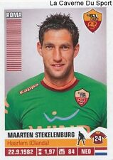 369 MAARTEN STEKELENBURG NETHERLANDS AS.ROMA STICKER CALCIATORI 2013 PANINI