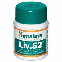 10 X Himalaya Liv 52,For Liver Health,100 Tabs in Each Bottle,Free Shipping
