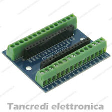Screw shield per arduino NANO V3.0 adattatore morsettiera connettori modulo
