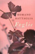 Foglie Battaglia Romano