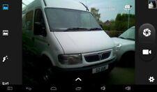 Vauxhall movano DTI 3500 mwb van