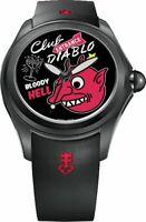 082.310.98/0371 PO01 | Corum Bubble 47 Pop De La Nuez Brand New Men's Watch