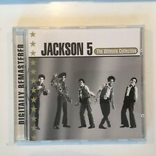 ULTIMATE COLLECTION - CD - EUROPE - 1998 - MICHAEL JACKSON & THE JACKSON 5