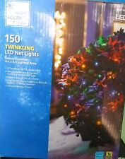 150 Twinkling LED Net Lights