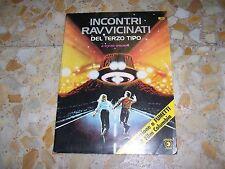 INCONTRI DEL TERZO TIPO ALBO COMPLETO EDITORIALE CORNO 1978 RARO AFFARE LEGGI!!