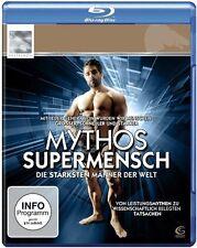 Mythos Supermensch - Die stärksten Männer der Welt - Blu Ray  - Neu & OVP
