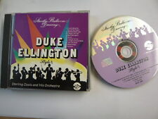 STRICTLY BALLROOM DANCING DUKE ELLINGTON STYLE 030981200526 CD FAST POST MINT