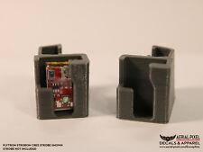 DJI Spark Strobe Mount For Strobon Cree Firehouse Tech Flexible 3D Printed Qty 2