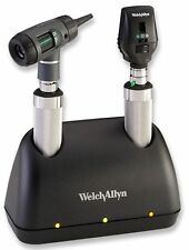 Welch Allyn Desk Charger,OPTHALMOSCOPE, MacroView Otoscope 23820 EXCELLENT