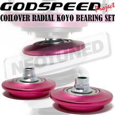 Godspeed (MSS-RB01) Radial Bearing Set For Coilovers (Koyo Bearing)