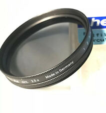 HELIOPAN ES 55mm CIRCULAR POLARIZER Camera Lens Filter, Photography, Zeiss
