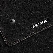 Genuine Mazda 6 2012 Onwards Floor Mats Luxury For Saloon