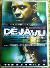 DEJA VU - Dvd de alquiler - DVD R2