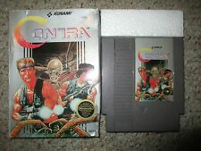 Contra (Nintendo NES, 1988) with Box FAIR