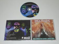 MEATHOOK SEED/BASIC INSTRUCTIONS BEFORE LEAVING EARTH(CRIDE 21) CD ALBUM