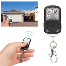 Chamberlain Key Chain Remote Garage Door Opener Transmitter Learn Button New
