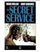 THE SECRET SERVICE #3 SEP 2012 MARVEL COMIC.#107429D*3