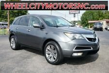 2012 Acura MDX 3.7L Advance Package